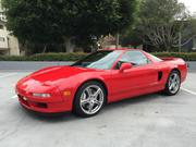 1996 ACURA nsx Acura NSX SUPERCHARGED