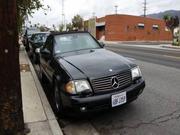 Mercedes-benz Sl-class 5.0